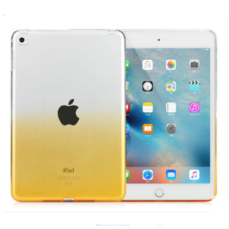 Thin Protective Sleeve Shell for Apple iPad Air2 (Gradient Yellow)