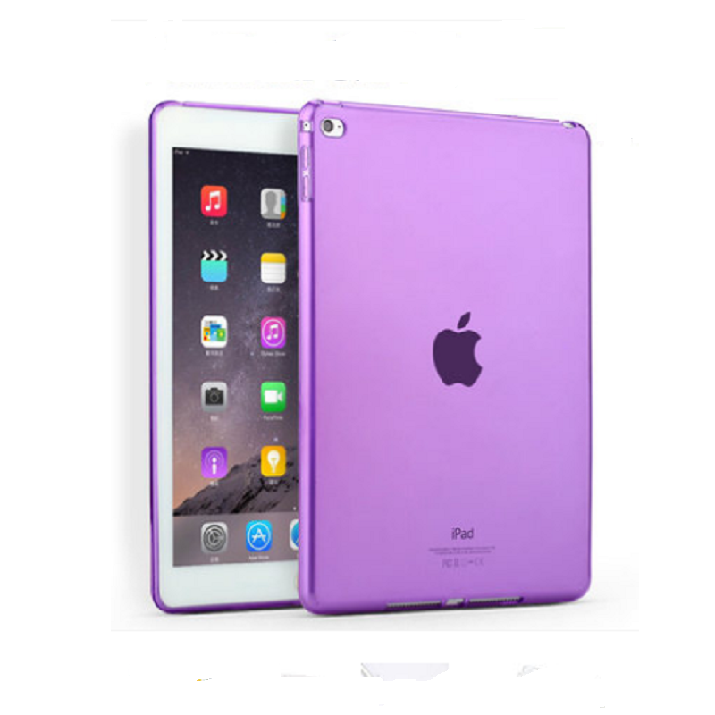 Thin Protective Sleeve Shell for Apple iPad Air2 (Purple)