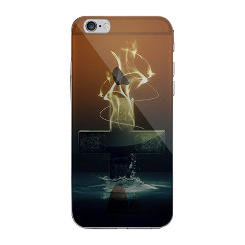 Hard Transparent Case 4.7 inch for iPhone 6/6S (Hydrothermal Love)