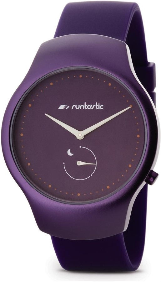 Runtastic RUNMOFU1 Moment Fun Watch (Plum)