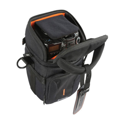 Vanguard Up-Rise II 15Z Zoom Camera Bag (Black)