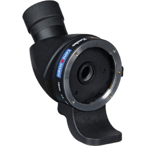 Kenko Lens2scope Adapter for Canon EF / EF-S Mount (Angled View)
