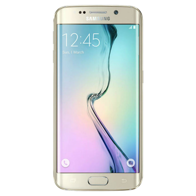 Samsung Galaxy S6 Edge 64GB 4G LTE Gold (SM-G9250) Unlocked