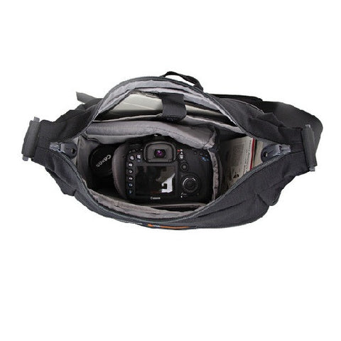 Vanguard VEO 37 Camera Shoulder Bag (Black)