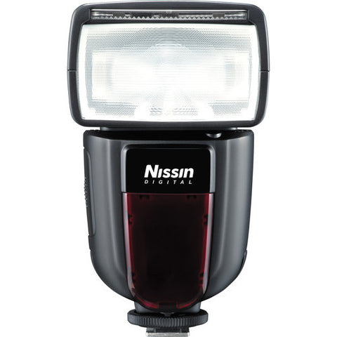 Nissin Di700a with Air 1 Commander Digital Flash (Sony)
