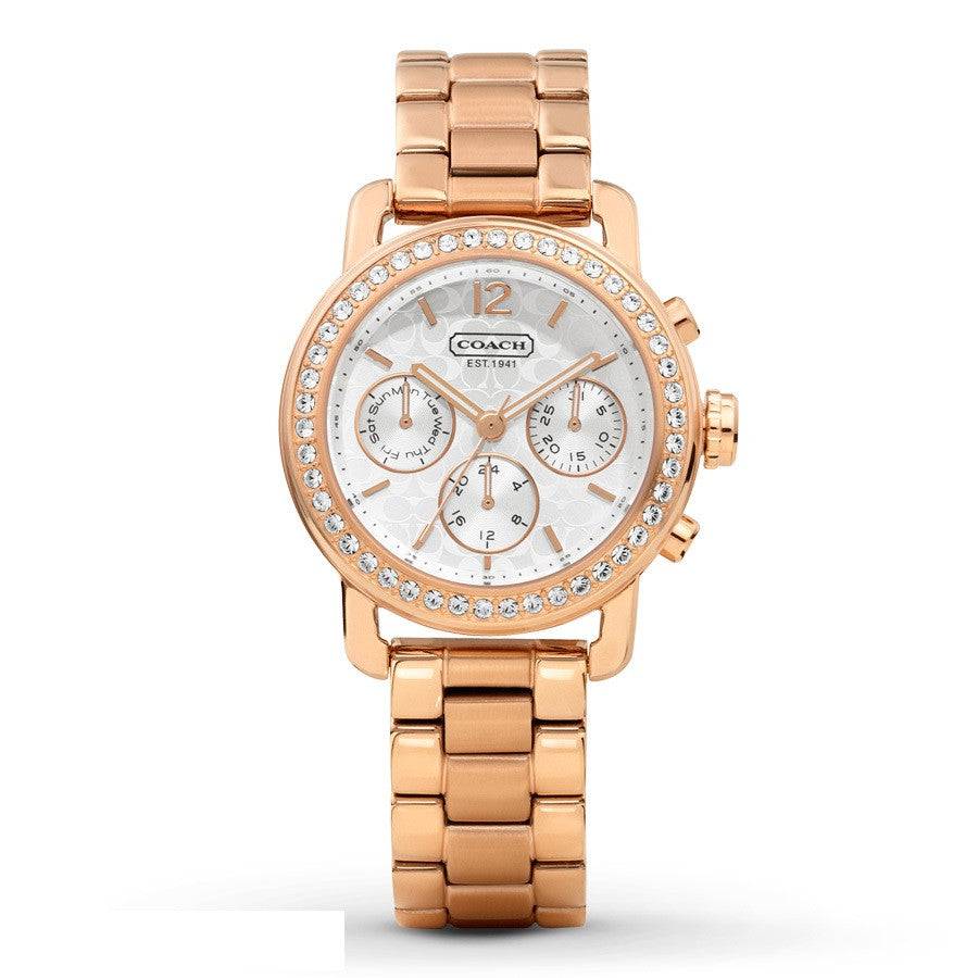 Coach Legacy Sport Mini 14501884 Watch (New with Tags)