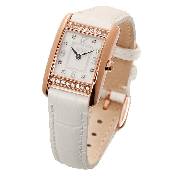 Coach Lexington Quartz 14501899 Watch (New with Tags)