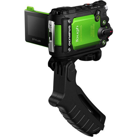Olympus Stylus Tough TG-Tracker Green Action Camera