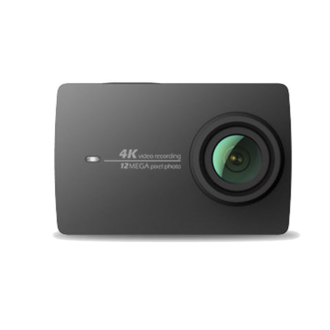 Yi 4K Action Camera (Night Black)