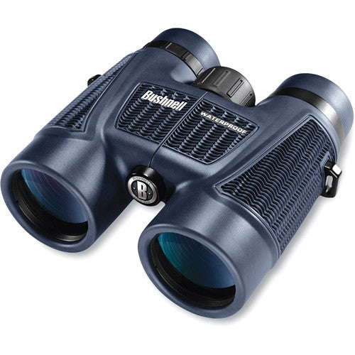 Bushnell H20 10 x 42mm Roof Prisms Binoculars 150142