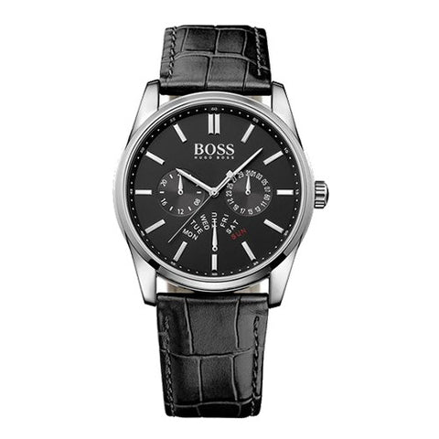 Hugo Boss Heritage Analog Quartz 1513124 Watch (New with Tags)