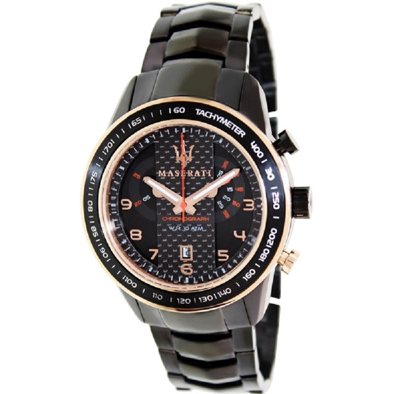 Maserati Corsa Quartz Analog Chronograph R8873610002 Watch (New with Tags)