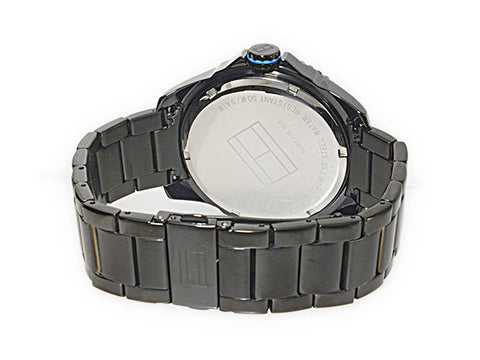 Tommy Hilfiger Ash Steel 1791001 Watch (New with Tags)