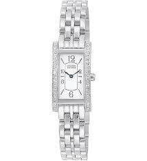 Citizen Eco-Drive Swarovski Crystal EG2025-75A (EG2020-52A, EG2027-53A) Watch (New with Tags)