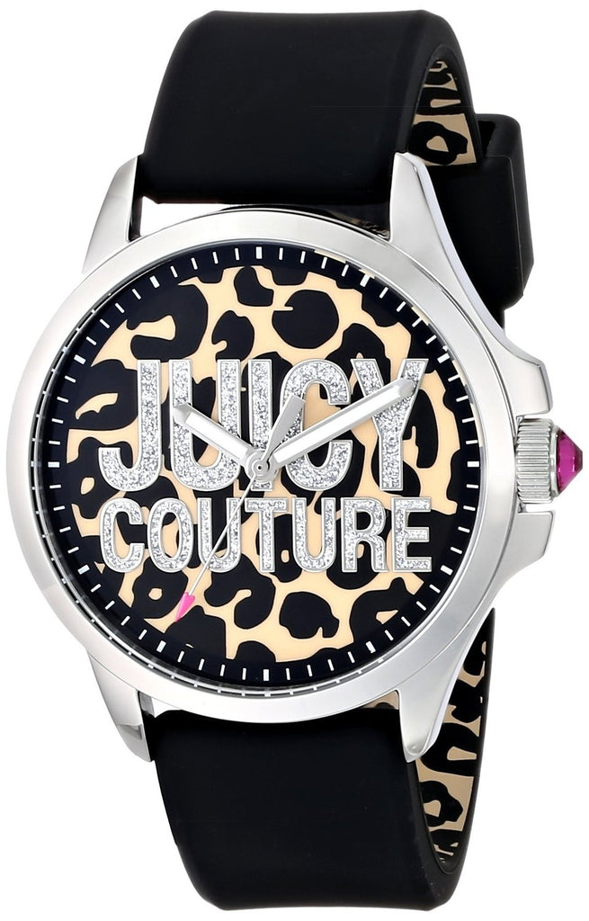 Juicy Couture Jetsetter Quartz 1901143 Watch (New with Tags)