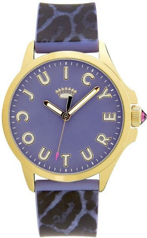 Juicy Couture Jetsetter Quartz 1901189 Watch (New with Tags)
