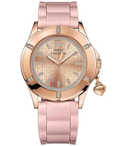 Juicy Couture Rich Girl Quartz 1901198 Watch (New with Tags)