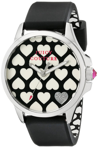 Juicy Couture Jetsetter Quartz 1901220 Watch (New with Tags)