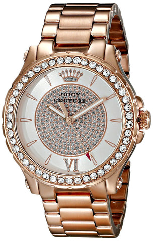 Juicy Couture Pedigree Quartz 1901233 Watch (New with Tags)