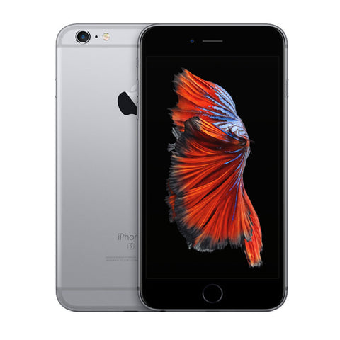 Apple iPhone 6S 16GB 4G LTE Space Gray Unlocked