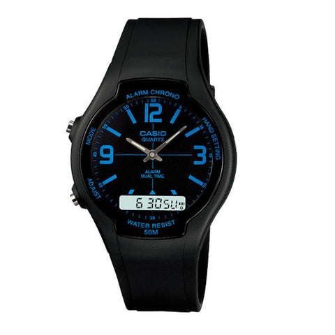 Casio Standard AW-90H-2B Watch (New with Tags)