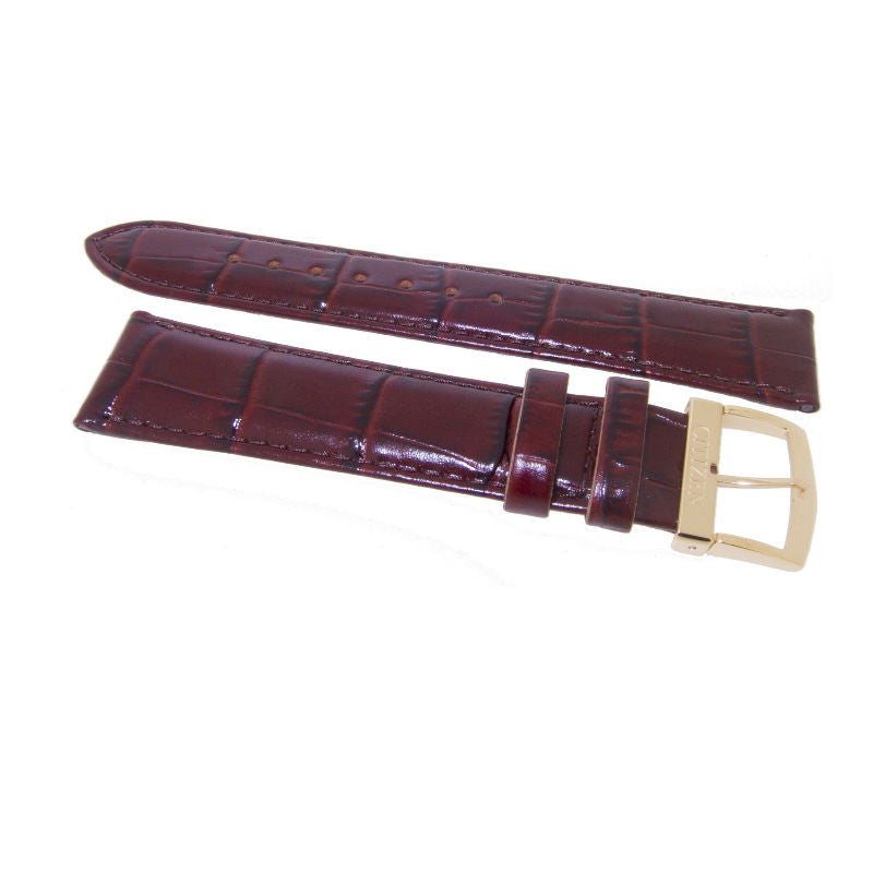 Citizen 59-S51938 (59-S51746) Leather Watch Band (Brown)