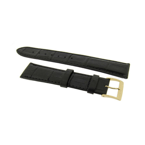 Citizen 59-S52093 Leather Watch Band (Black)