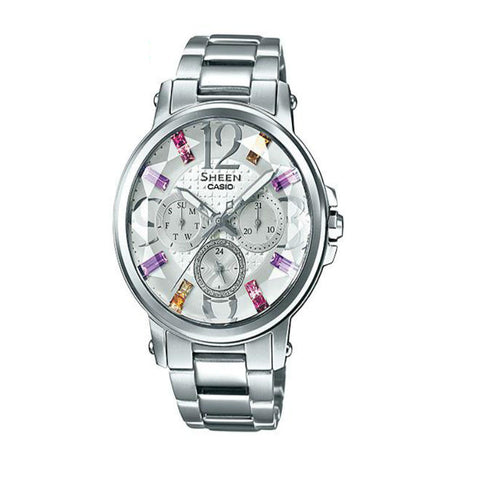 Casio Sheen SHE-3035D-7A Watch (New with Tags)