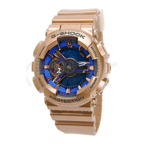 Casio G-Shock GMAS-110GD-2A Watch (New with Tags)