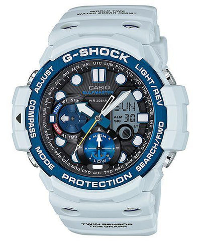 Casio G-Shock GulfMaster Compass Thermometer GN-1000C-8A Watch (New with Tags)