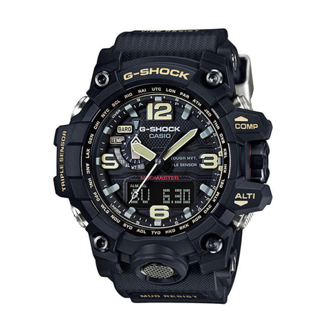 Casio G-Shock Mudmaster GWG-1000-1A Watch (New with Tags)