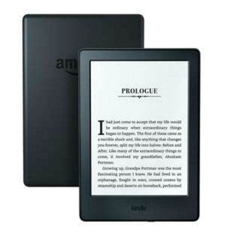 Amazon Kindle E-Reader 2016 6 inch Wi-Fi (8th Generation) Black