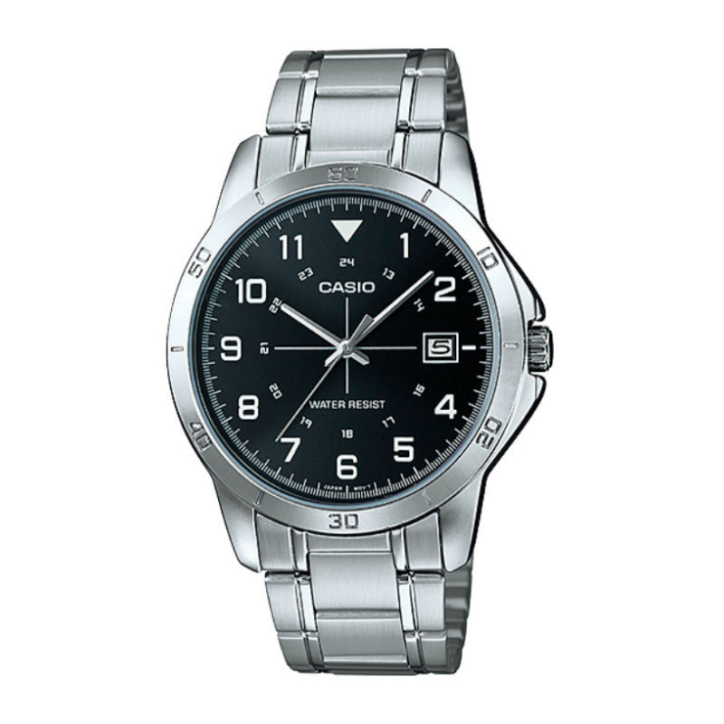 Casio Standard MTP-V008D-1B Watch (New with Tags)