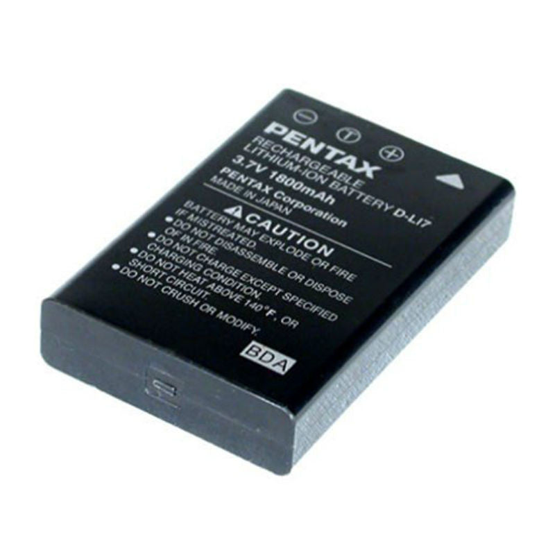 Generic D-L17 Battery for Pentax