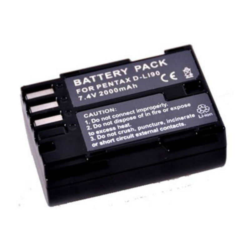 Generic D-LI90 Battery for Pentax