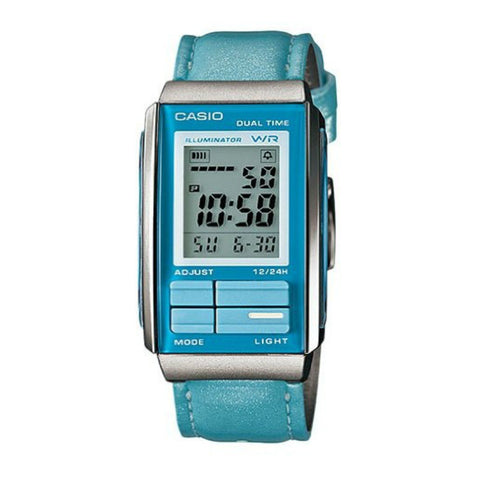 Casio Futurist Digital LA201WBL-2A Watch (New with Tags)