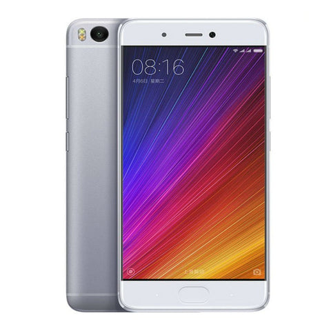 Xiaomi Mi 5S Dual 64GB 4G LTE Silver Unlocked (CN Version)