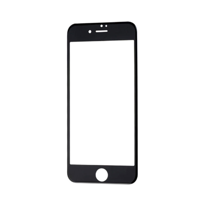 Steel Membrane Soft Edges Full-screen 3D Covering Film for Iphone 7 Plus (Black)