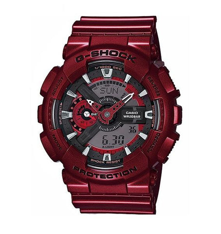 Casio G-Shock GA-110NM-4A Watch (New with Tags)