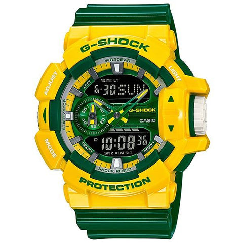 Casio G-Shock Big Rotary Switch GA-400CS-9A Watch (New with Tags)