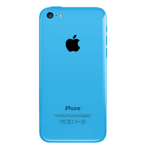 Apple iPhone 5C 16GB 4G LTE Blue Unlocked (Refurbished - Grade A)