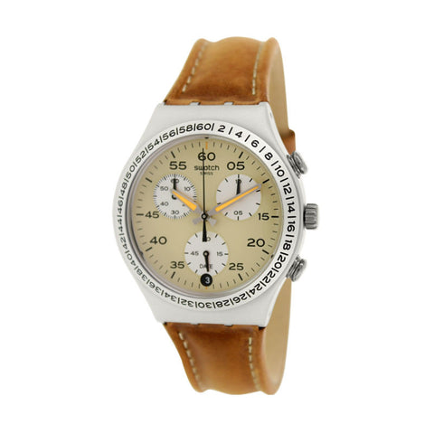 Swatch Brushed Earth YCS4053 Watch (New with Tags)