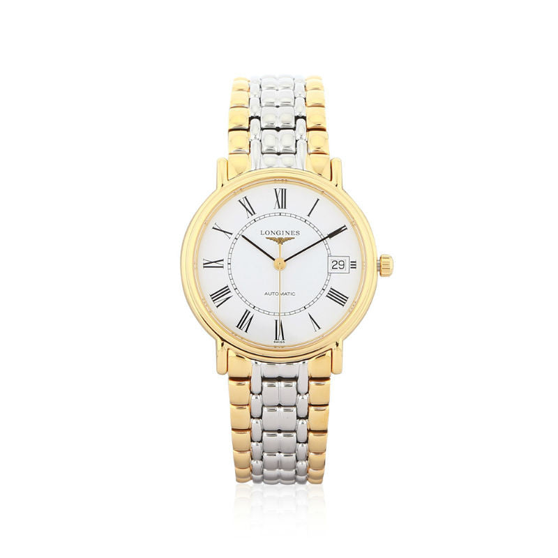 Longines Presence L48212117 Watch (New with Tags)