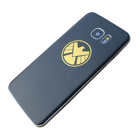 Samsung S7 Edge Face Body Phone Stickers
