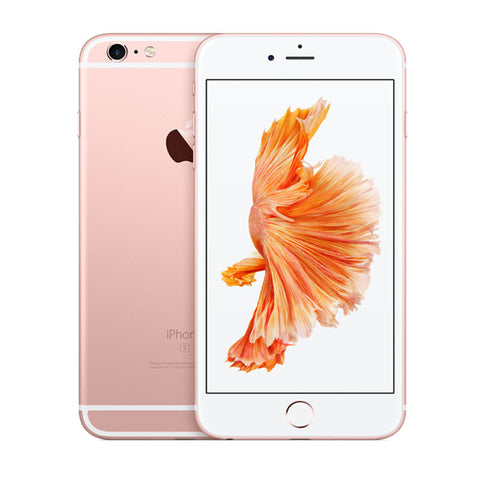 Apple iPhone 6S Plus 128GB 4G LTE Rose Gold Unlocked