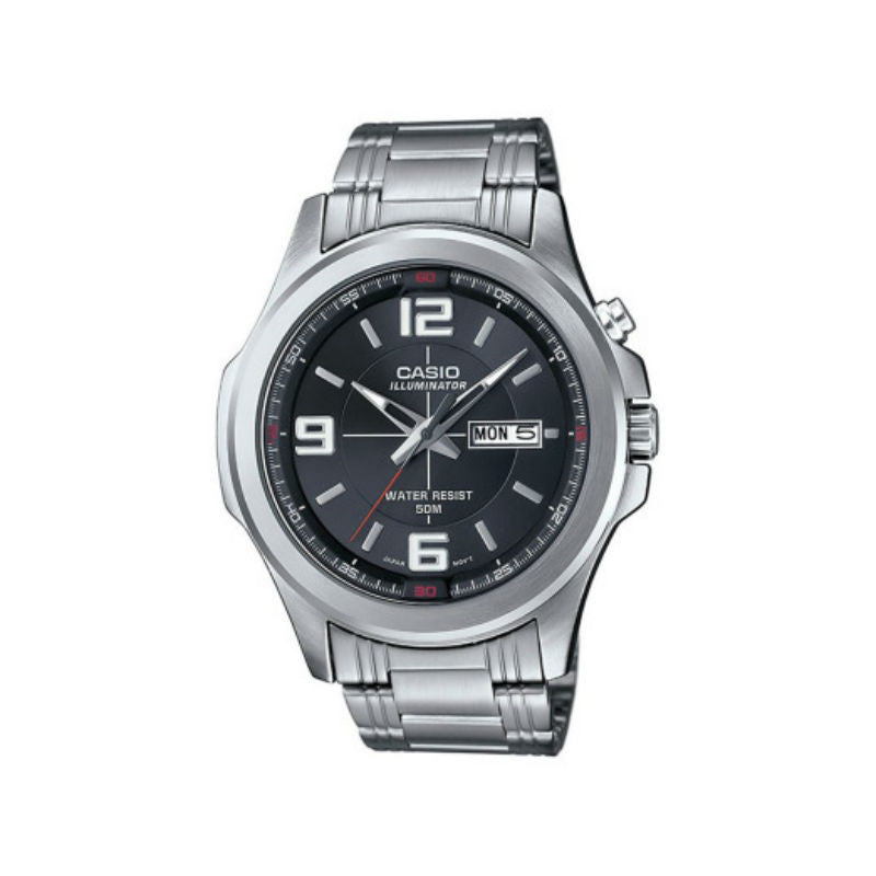 Casio Analog MTP-E202D-1AV Watch (New with Tags)