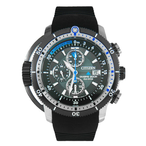 Citizen Promaster Aqualand Eco-Drive BJ2120-07E Watch (New with Tags)