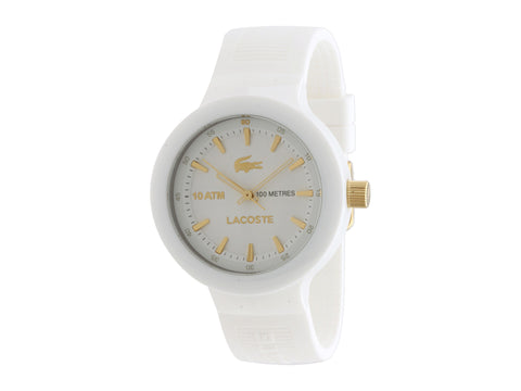 Lacoste Borneo Rubber Analog 2010684 Watch (New with Tags)