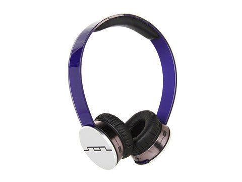 SOL Republic Tracks HD On-Ear Headphones (Purple)