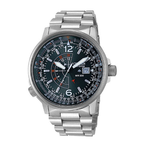 Citizen Eco-Drive Promaster Nighthawk BJ7010-59E-SET Watch (New with Tags)